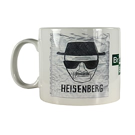 Breaking Bad Heisenberg Wanted White Mug Home - Tableware