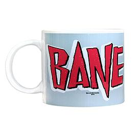 DC Comics Batman Bane Boxed White Mug Home - Tableware