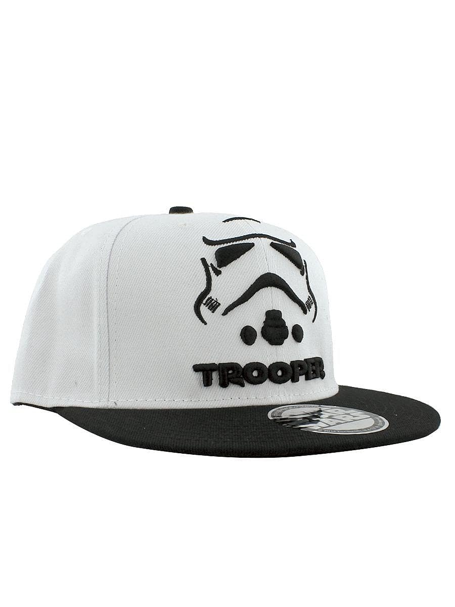 Star Wars Stormtrooper White Cap: One size Fits All screen shot 1
