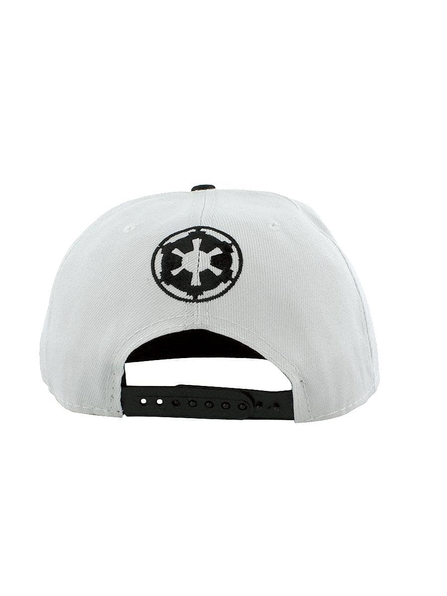 Star Wars Stormtrooper White Cap: One size Fits All screen shot 2