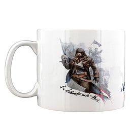 Assassins Creed La Liberte White Mug Home - Tableware