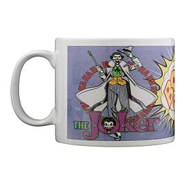 DC Comics Original The Joker White Mug Home - Tableware