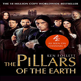 Pillars of the Earth (Paperback) Books