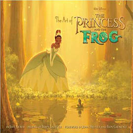 Art of the Princess and the Frog (Hardcover) Books