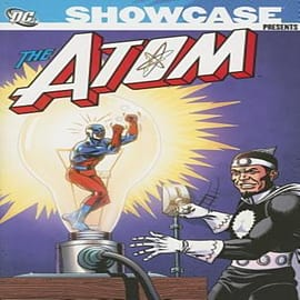 Showcase Presents: The Atom - Volume One: 1 (Paperback) Books