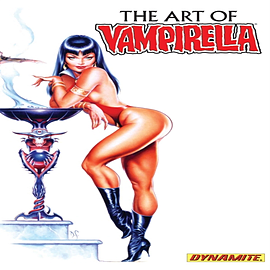 Art of Vampirella HC (Hardcover) Books