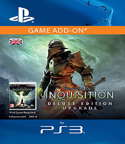 Dragon Age: Inquisition Deluxe Edition Upgrade PS3