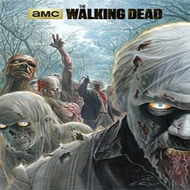 The Walking Dead Zombie Hordes Poster 61x91.5cm Posters