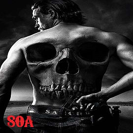Sons of Anarchy Jax SoA Poster 61x91.5cm Posters