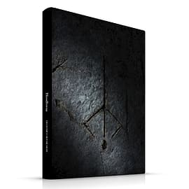 Bloodborne Collector's Edition Strategy Guide Books