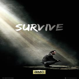 The Walking Dead Survive Poster 61x91.5cm Posters