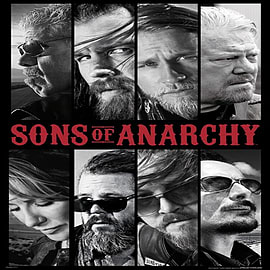 Sons of Anarchy Collage SoA Poster 61x91.5cm Posters