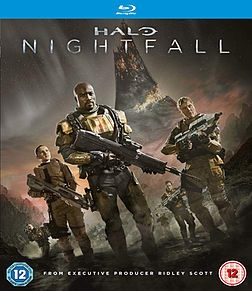 Halo: Nightfall Blu-ray