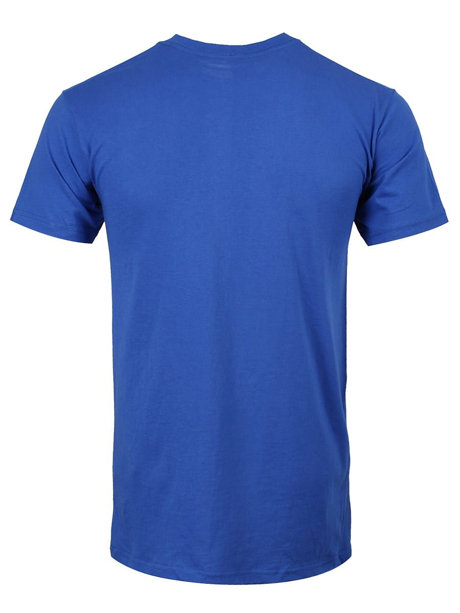 Breaking Bad Better Call Saul Blue Men's T-shirt: Extra Large (Mens 42- 44) screen shot 1