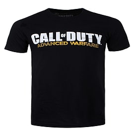 Call of Duty Advanced Warfare Black Men's COD T-shirt: Extra Large (Mens 42- 44) Clothing