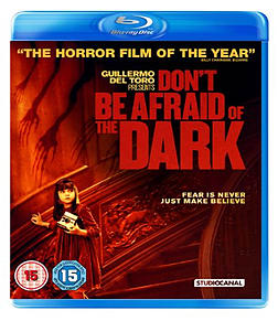 Dont Be Afraid Of The Dark Blu Ray Blu-ray