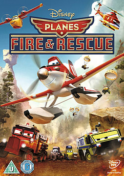 Planes 2: Fire and Rescue [DVD] DVD