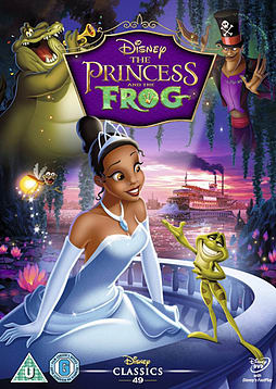 The Princess and the Frog [DVD] DVD