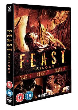Feast Trilogy DVD