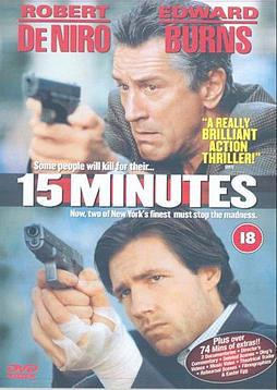 Fifteen Minutes DVD