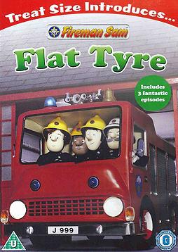 Fireman Sam Flat Tyre DVD