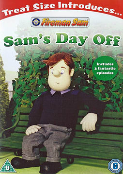 Fireman Sam Sam's Day Off DVD