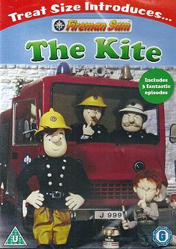 Fireman Sam The Kite DVD