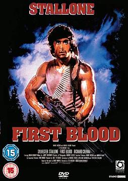 First Blood DVD