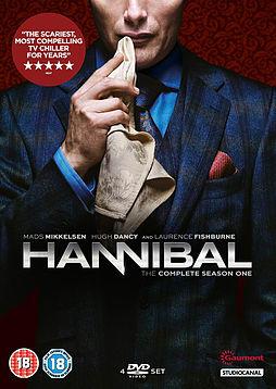 Hannibal - Season 1 DVD DVD