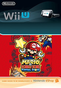 Mario vs. Donkey Kong - Tipping Stars Wii U