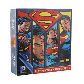 DC Comics Superman Playing Cards Traditional Games