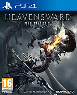 Final Fantasy XIV: Heavensward PlayStation 4
