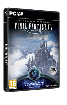 Final Fantasy XIV: Heavensward All in One Bundle PC