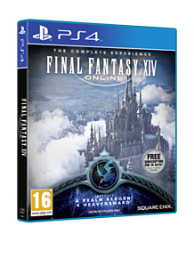 Final Fantasy XIV: Heavensward All in One Bundle PlayStation 4