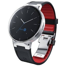 Alcatel OneTouch Smartwatch - Black Mobile phones