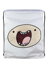 Adventure Time Reversible Finn & Jake Gymbag Sports Camping and Hiking