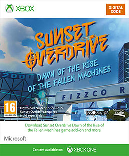 Sunset Overdrive: Dawn of the Rise of the Fallen Machines Xbox Live