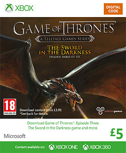 Game of Thrones: The Sword in the Darkness Xbox Live