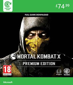 Mortal Kombat X: Premium Edition XBOX ONE