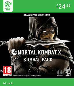 Mortal Kombat X: Kombat Pass Xbox Live
