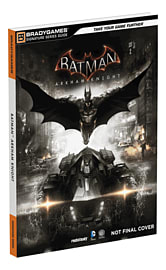 Batman: Arkham Knight Signature Series Guide Strategy Guides and Books