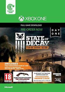 State of Decay: Year-One Survival Edition - Day One Edition Xbox Live