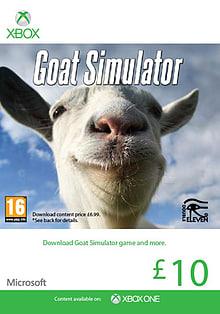 Goat Simulator Xbox Live