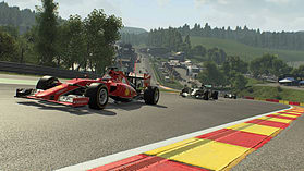 F1 2015 screen shot 7