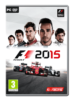 F1 2015 Including Metal Case & Guidebook – Only At GAME PC
