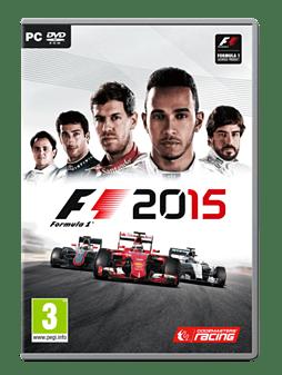 Formula 1 2015 PC