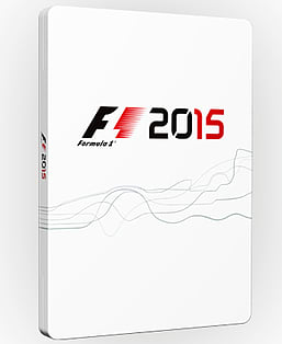 Formula 1 2015 - Metal Case Edition - Only at GAME Xbox One