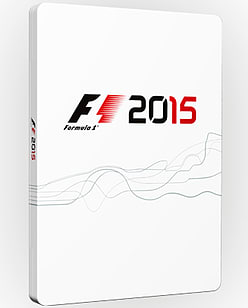 Formula 1 2015 - Steelbook Edition - Only at GAME PlayStation 4