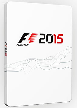Formula 1 2015 - Steelbook Edition - Only at GAME PC