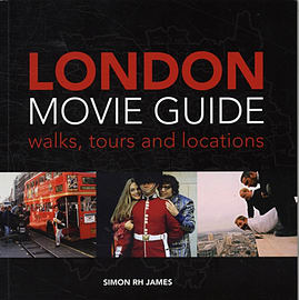 London Movie Guide (Paperback) Books